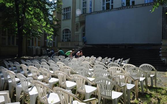 Letní kino Regina