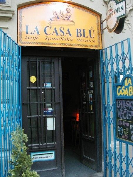 La Casa Blů