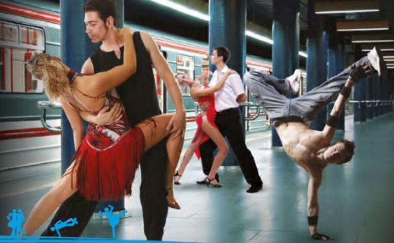 nejlepší datum tanec