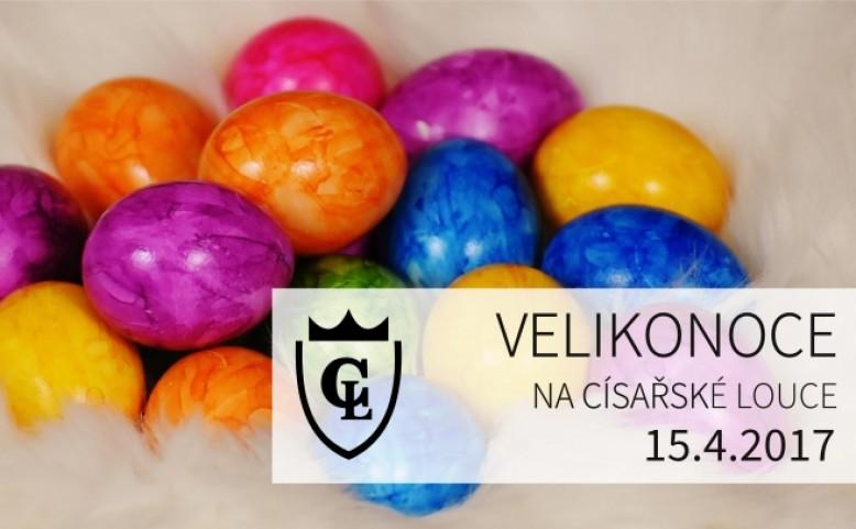Velikonoce na Císařské louce