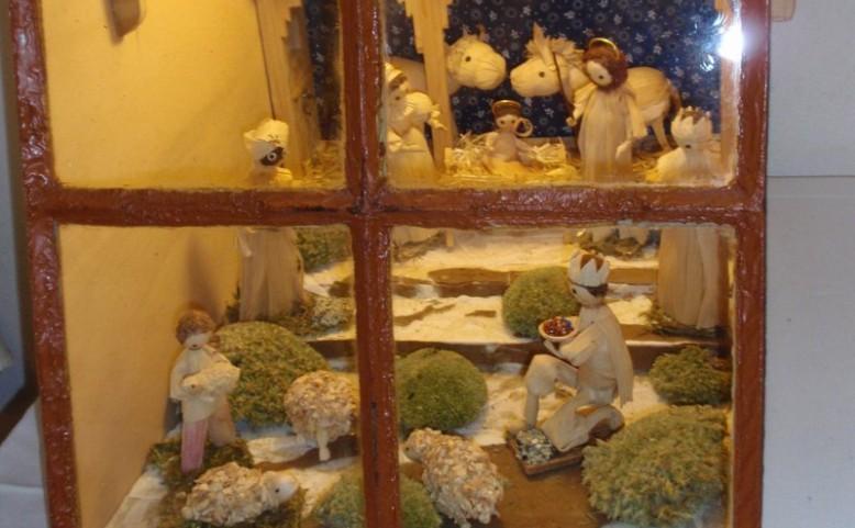Vánoční výstava betlémů v barokních stájích