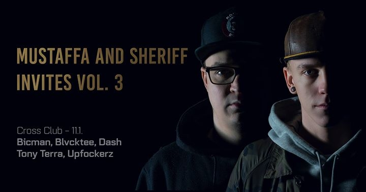 Mustaffa & Sheriff Invites vol.3