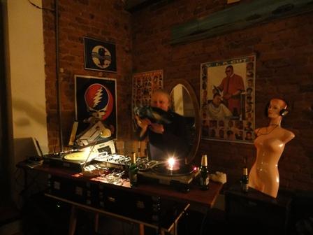 DJ Victorious Na Cestě