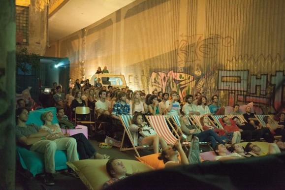 Letní kino - MeetFactory