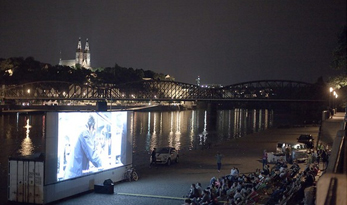 letní kina v Praze